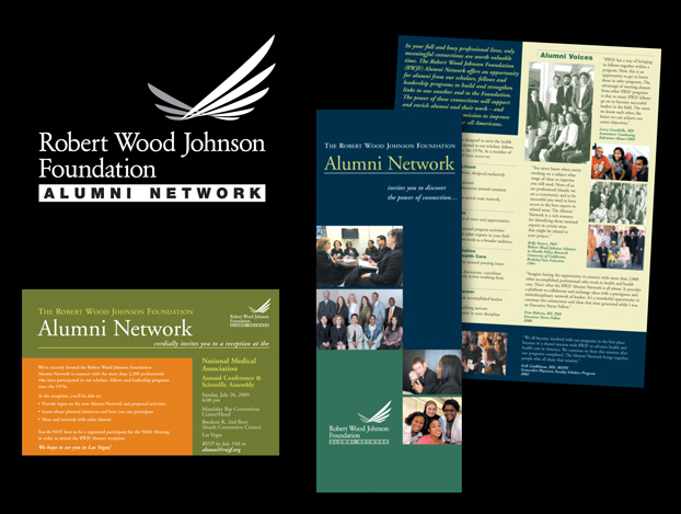 Branding for Robert Wood Johnson Foundation