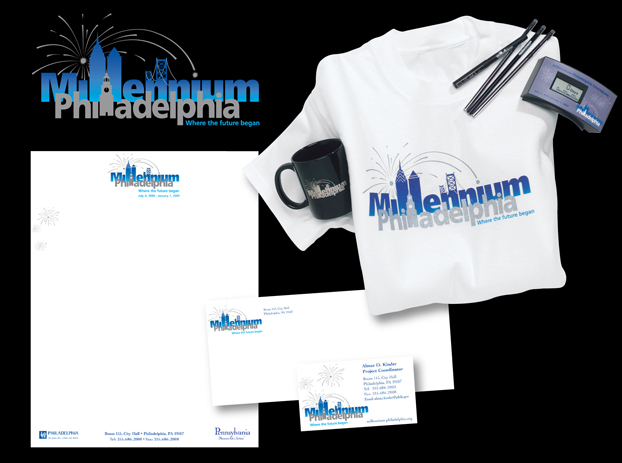 Branding for City of Philadelphia, PA